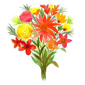 IMAGE CAROUSEL hackensack bouquet FOR COLLECTIONS